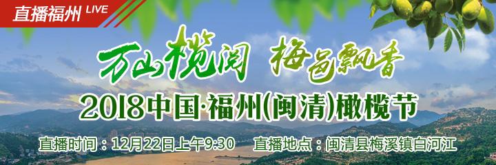 2018中国·福州(闽清)橄榄节盛大开启!