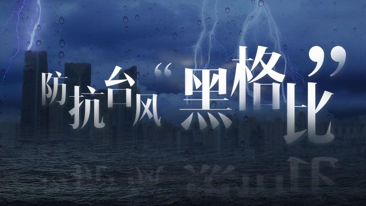 """严阵以待 防抗台风""""黑格比"""""""