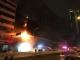 突发!群众路附近一大楼发生火灾!