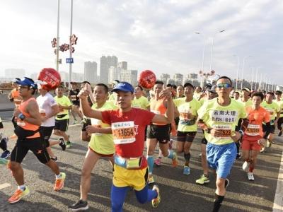 下月福州4万人幸福起跑,一路都是好风景!