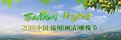 2018中国·福州(闽清)橄榄节