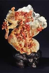 中国寿山石文化发展研究中心研究员作品赏析(2)
