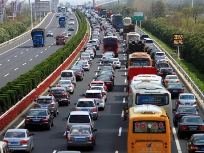 2019年清明节期间福州交通易堵路段和 事故多发或危险路段提示
