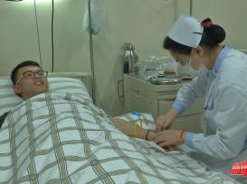 生命接力!21岁大学生捐献造血干细胞,挽救13岁少年