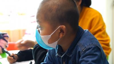 共同携手 关注白血病患儿家庭