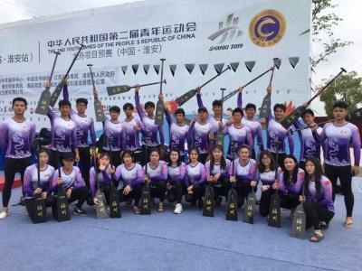 组队20多天,福州这支龙舟队挺进决赛!