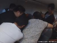 好险!福州飞往昆明航班上,男子情绪失控大闹机舱!