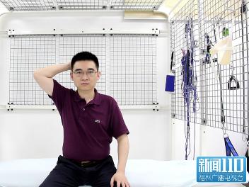福州医生成网红,拍摄改良版颈椎操视频火了!一起来试试!