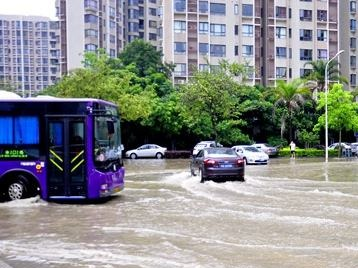 福州进一步部署近期强降雨防范工作