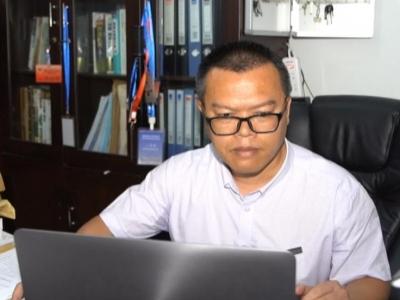 市人大代表王永福:认真履职 推动寿山石产业发展