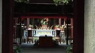 螺洲奎光阁:崇文向学继承先贤遗志 文化传承惠及后人