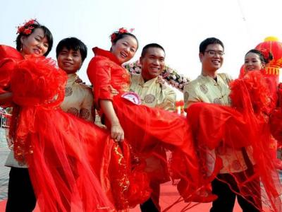 2019年新福州人集体婚礼开始报名 报名截至9月1日