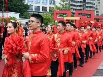 2019年新福州人集体婚礼开始报名啦!
