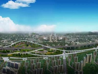 新店外环西段工程预计2021年建成通车