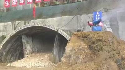 福州将新添第3条金鸡山隧道 力争明年底前完工