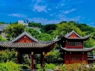 5000平方!福州这座古典公园即将美颜亮相,就在……