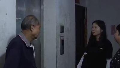 记者调查:电梯罢工半年多 居民出行不便
