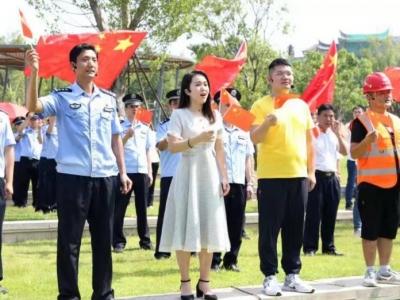 同唱《我和我的祖国》,献礼新中国成立70周年