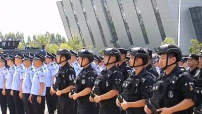 """福清:福州市七县(市)区公安局""""110""""处警模式改革正式启动"""