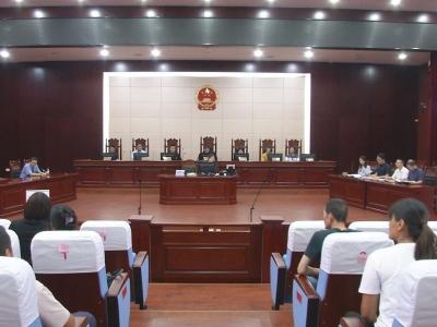 福清市人民法院公开宣判一起涉恶势力案件  34名被告人获刑