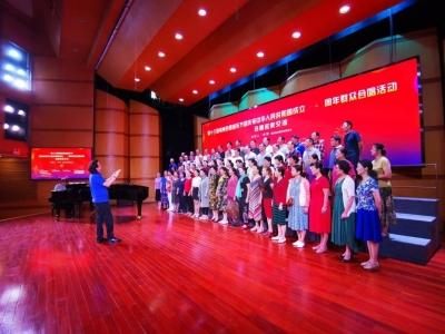 切磋学习!合唱团代表与合唱名家共聚一堂!
