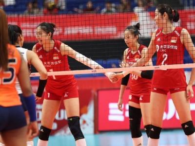 又胜一场!中国女排3:0横扫多米尼加