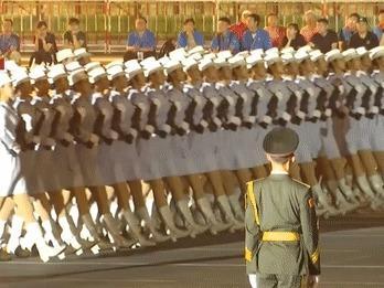 视频来了!国庆70周年庆祝澳门金沙网站首次联合演练
