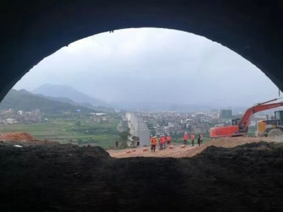 福厦高铁首条隧道贯通!福州厦门1小时生活圈更近了!