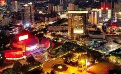 组团亮灯!福州五一广场夜景即将大升级!