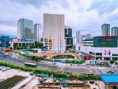 大变样!福州火车站商圈周边景观迎来全新升级!