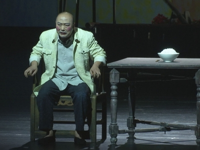 《陈奂生的吃饭问题》亮相福州,观众这个反应亮了!