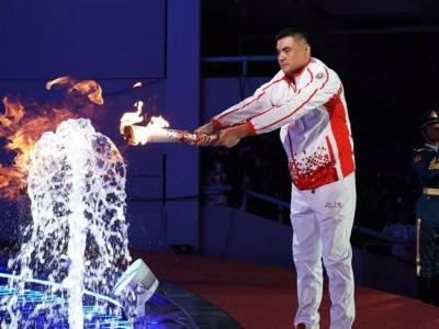揭秘!中国让军运会圣火在水中点燃!还有这些疑问……