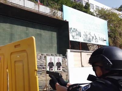 沙场秋点兵!福州公安巡特警比武超燃视频来袭!