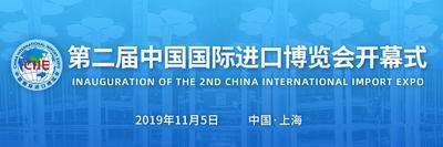 第二届中国国际进口博览会开幕式