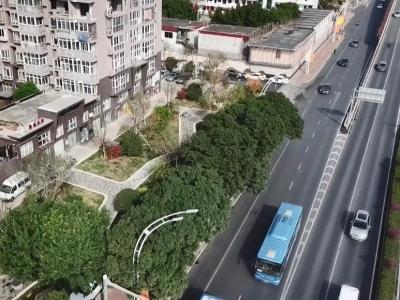 东二环连江路沿线将建13个街边公园