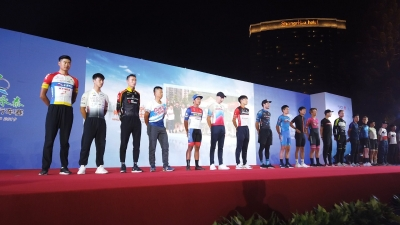 2019环福州·永泰国际公路自行车赛开幕 精美视频来啦