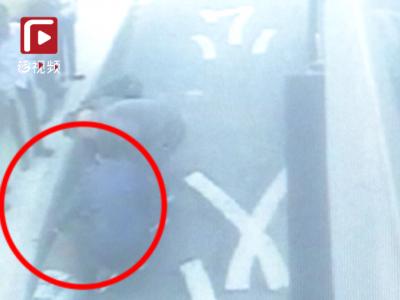 路遇陌生老人摔倒受伤,福州一公交司机这样做……