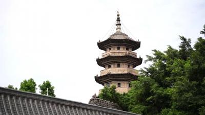 """千年前雕塑艺术的代表作,命运波折的""""福州斜塔"""""""