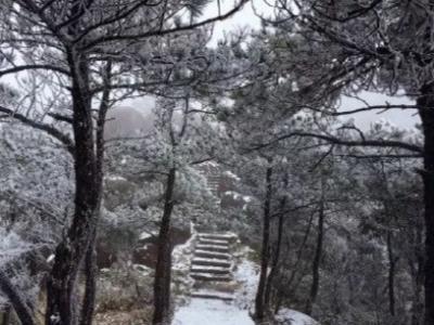 昨天,福州下雪了!福建这些地方也迎来降雪......