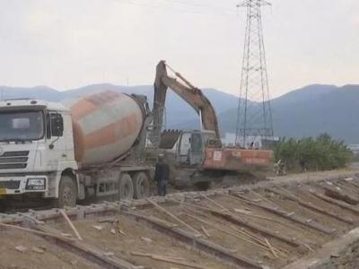 闽侯淘江及其支流防洪工程A标段项目预计明年完工
