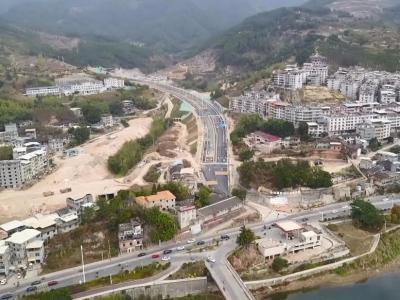 永泰城区二环路又有新进展