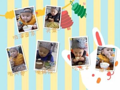 厉害!全网最火吃播萌娃,2岁就能自己拿筷子吃饭!