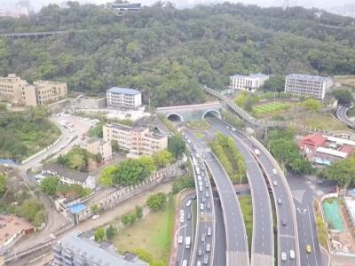 福州机场高速及二环沿线10座隧道品质提升工程启动