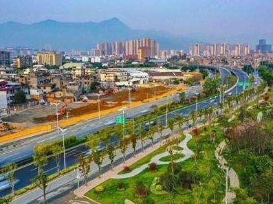 南二环沿线打造宜居活力走廊 整治提升规划发布
