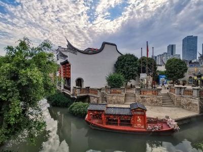 漫步上下杭 寻找旧时光里的福州景色