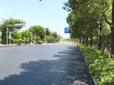 赞!福州城区13个重要路段完成路面提升改造