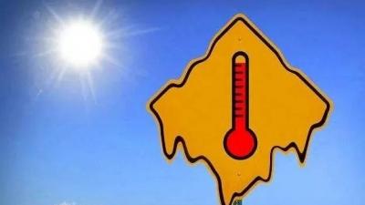 福州继续发布高温橙色预警 今天午后或有雷阵雨