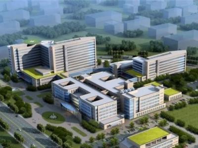 刚刚!福州又有两家三甲医院项目动工!