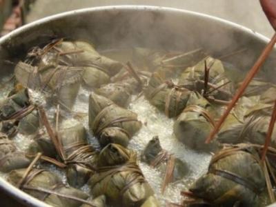 吃冷粽子的习惯要改 粽子要趁热吃