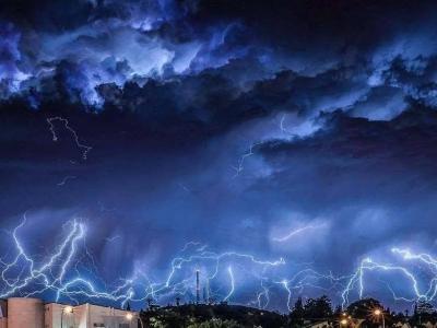 福州人注意!强降雨+雷电还要持续两天